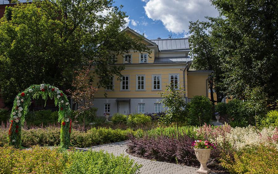 Дом Клюева