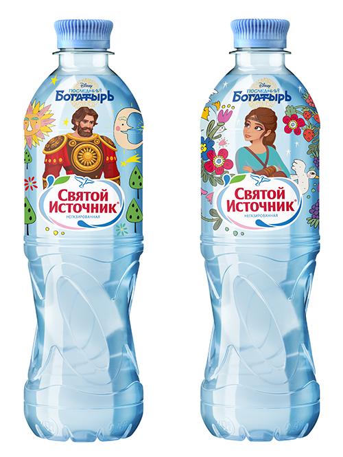Вода Святой Источник