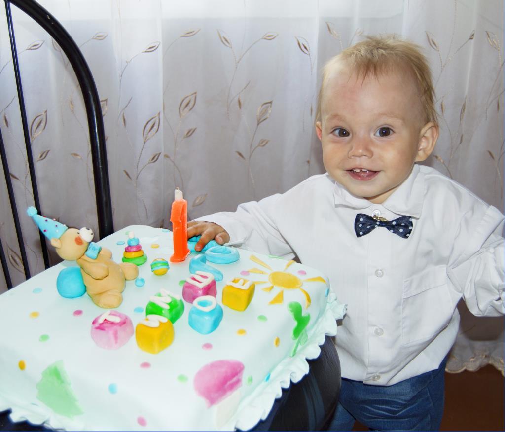 День Рождения номер 1. Поздравление с Днем Рождения