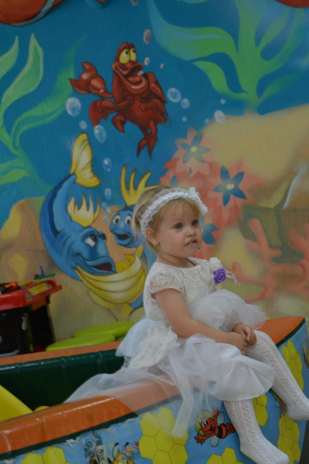 Аленушке 2 года. Поздравление с Днем Рождения