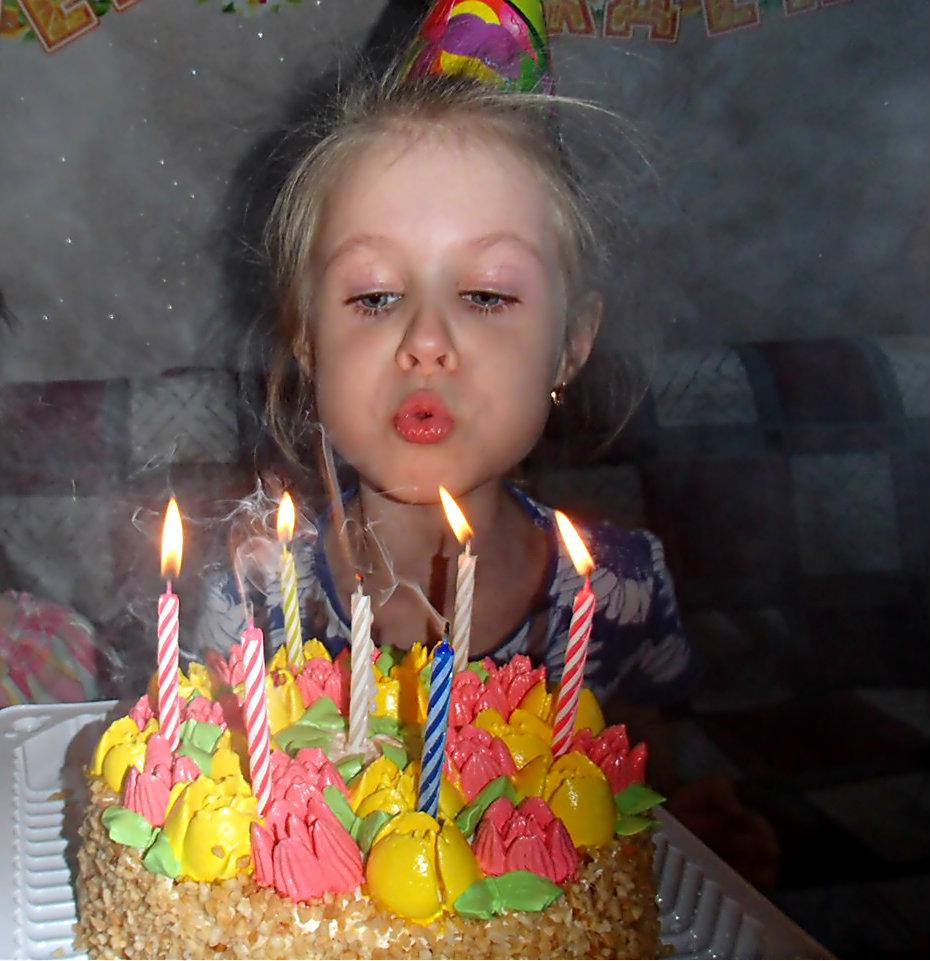 Губки бантиком!. Поздравление с Днем Рождения