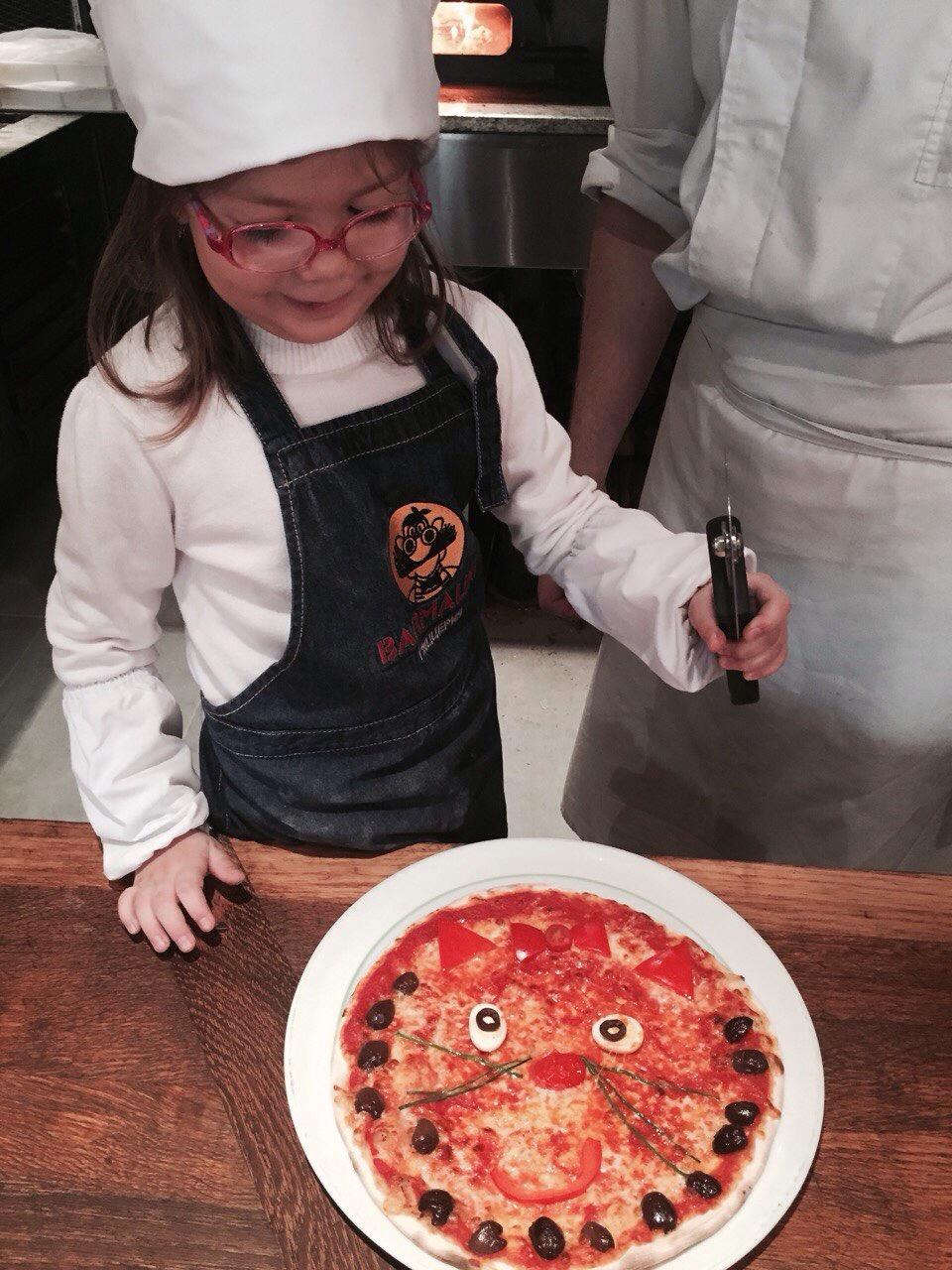 Мини Пиццайоло. Умелые руки