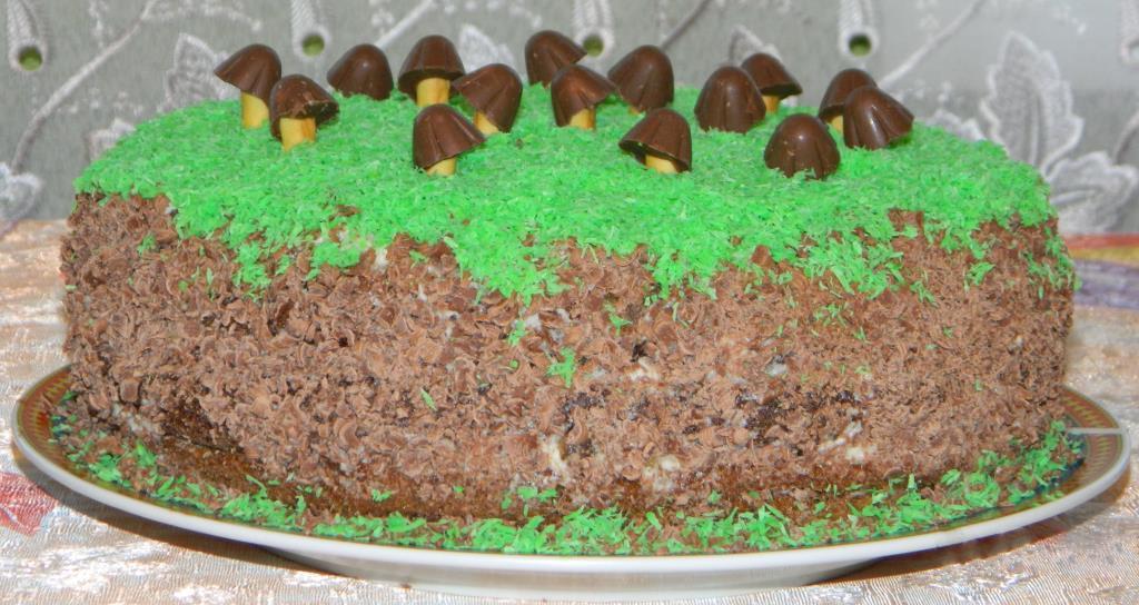 Торт Генерал. Блиц: торт