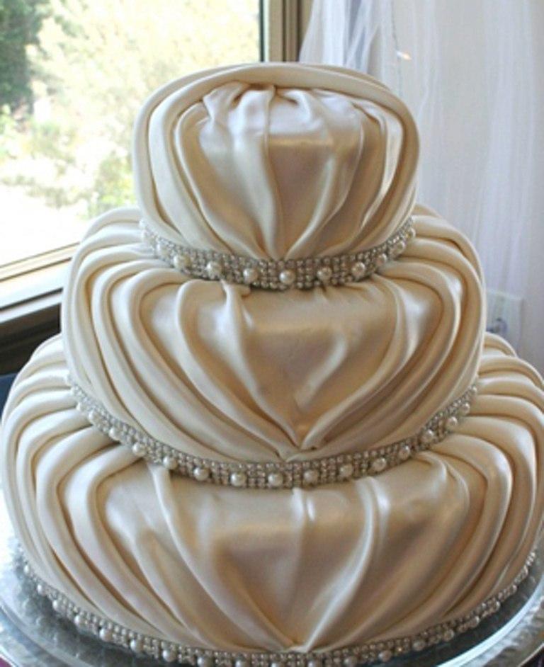 Торт Семейная жизнь как #шелк. Блиц: торт