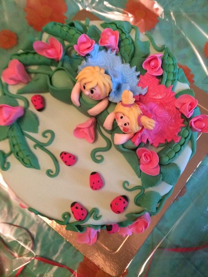 Максим и Марина. Блиц: торт