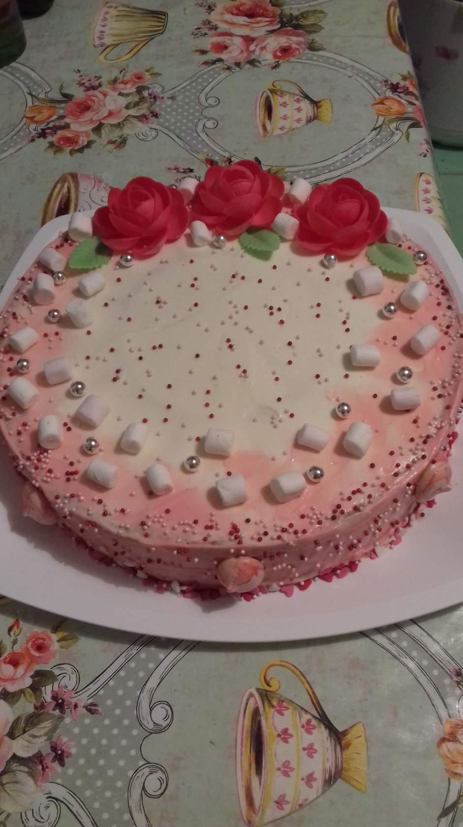 мой тортик . Блиц: торт