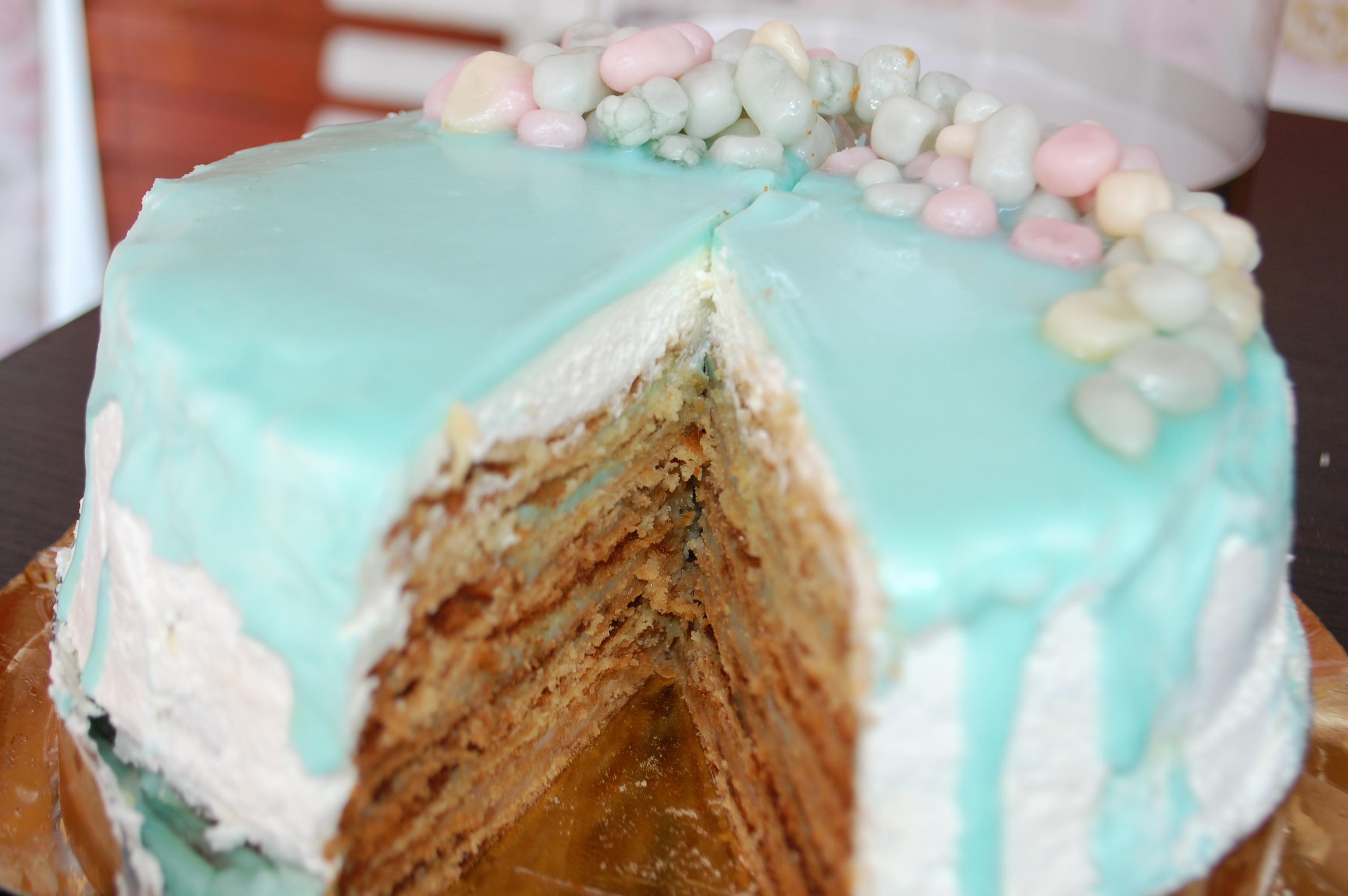 торт Мадонна. Блиц: торт