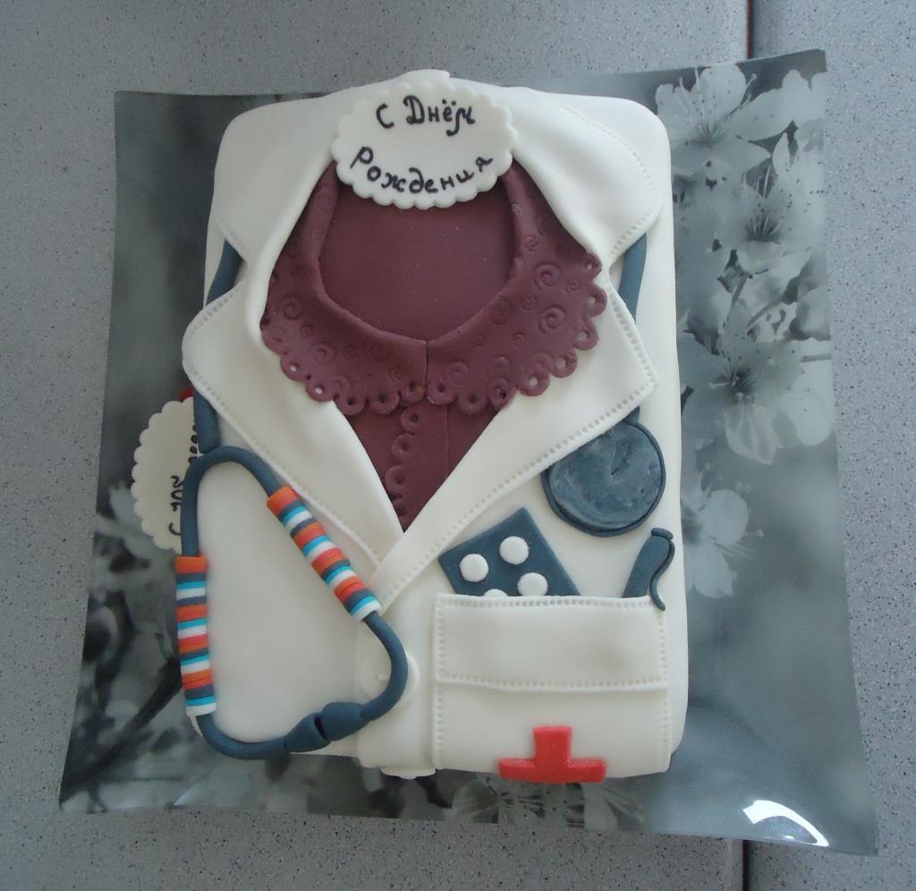 С Днем рождения, доктор!!!. Блиц: торт