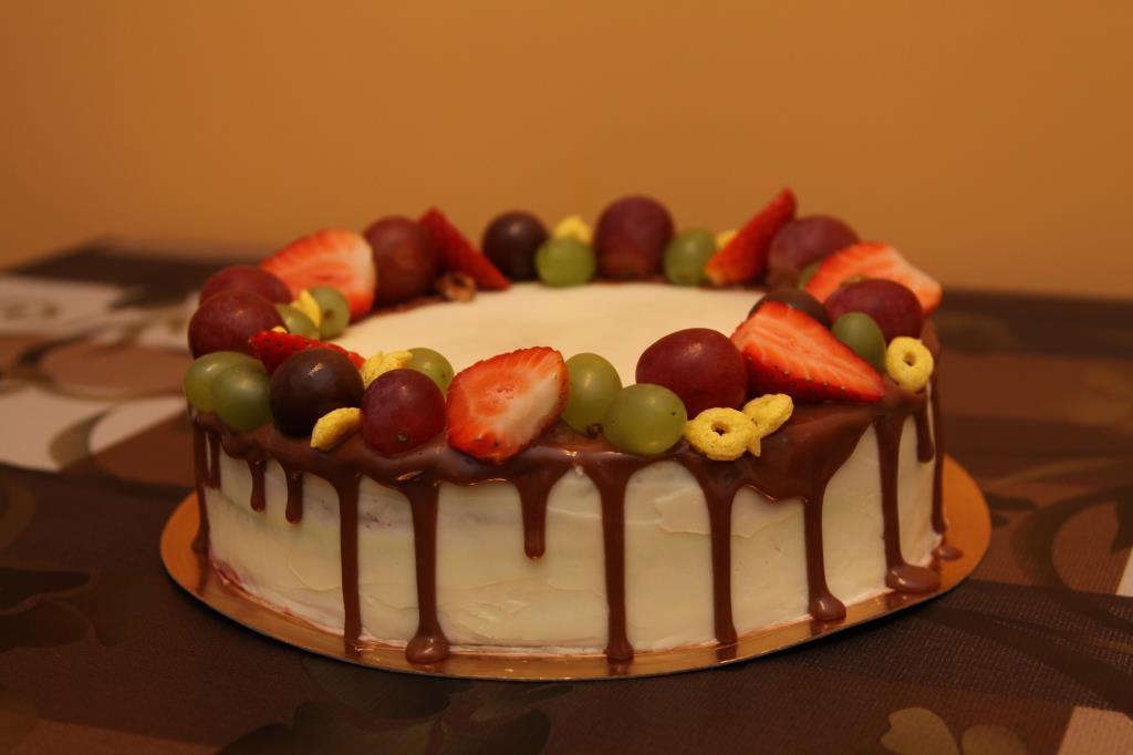 Сладенький. Блиц: торт