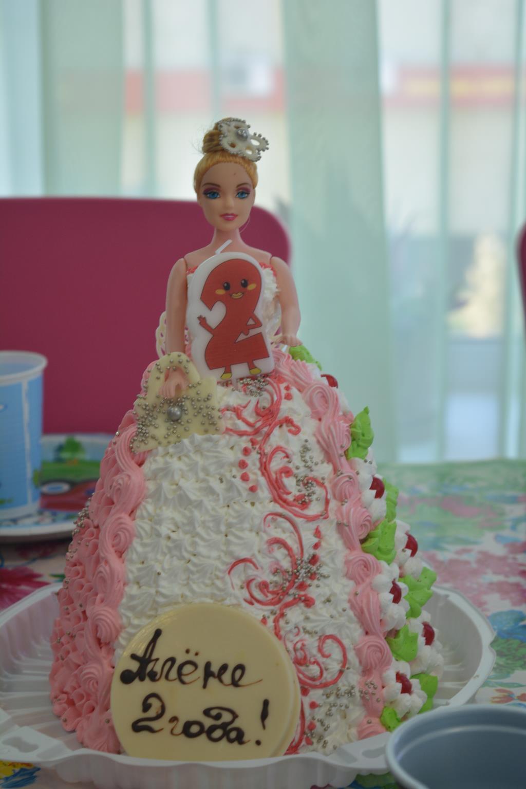 Самый лучший торт для Принцессы!. Блиц: торт