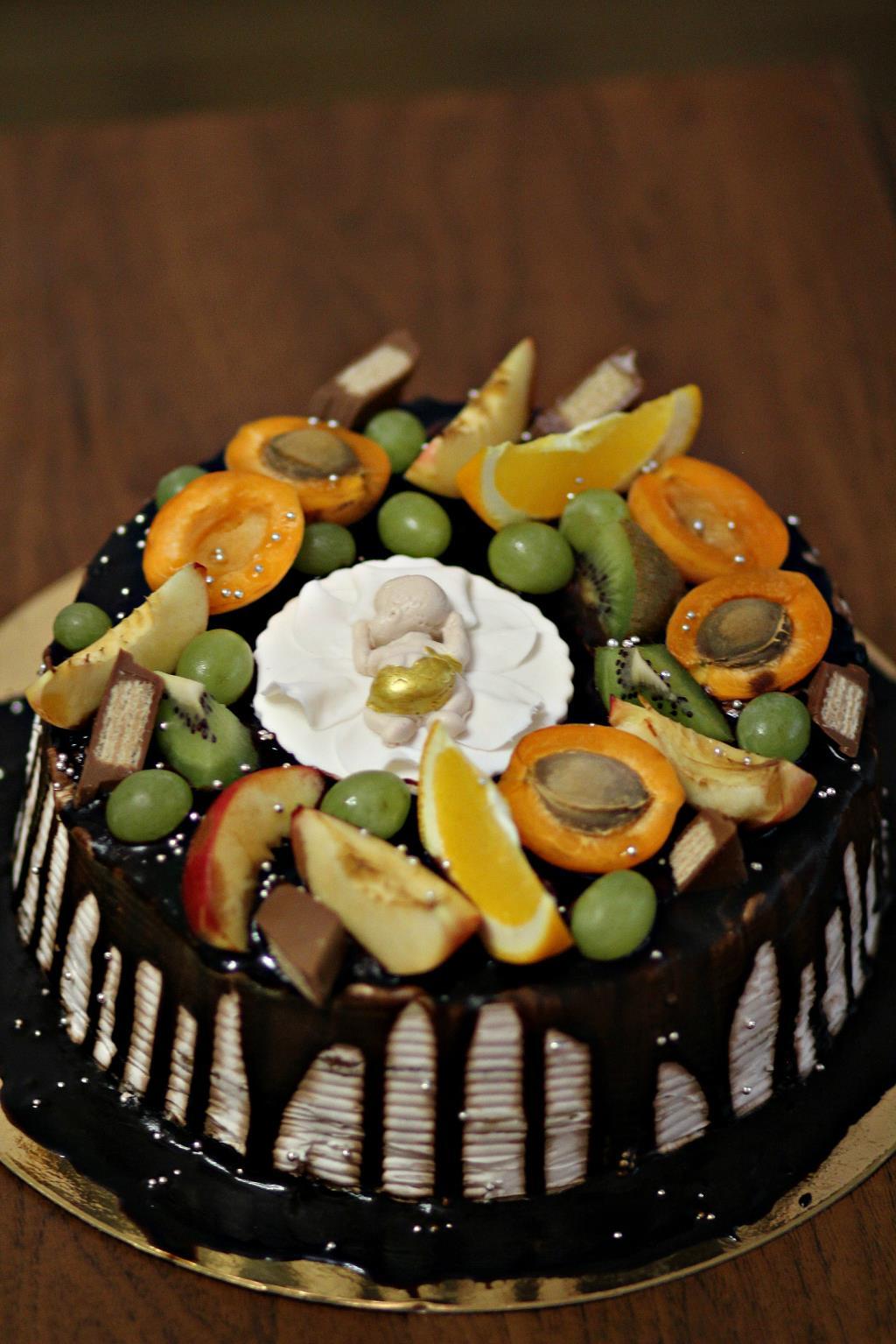 торт на 18ый день рождения!. Блиц: торт