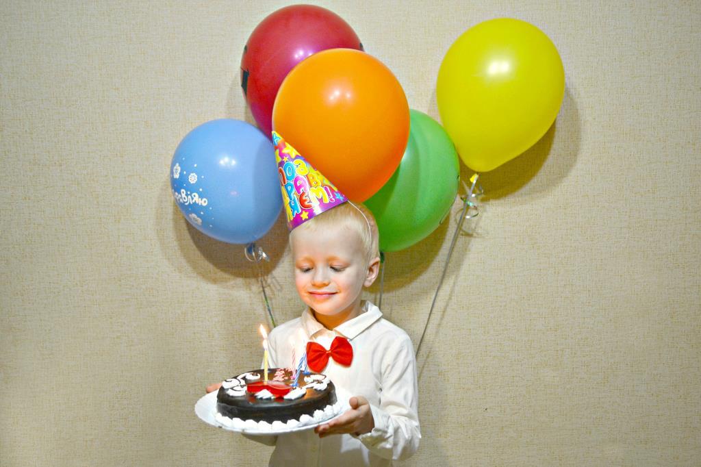 Я сегодня именинник!. Поздравление с Днем Рождения