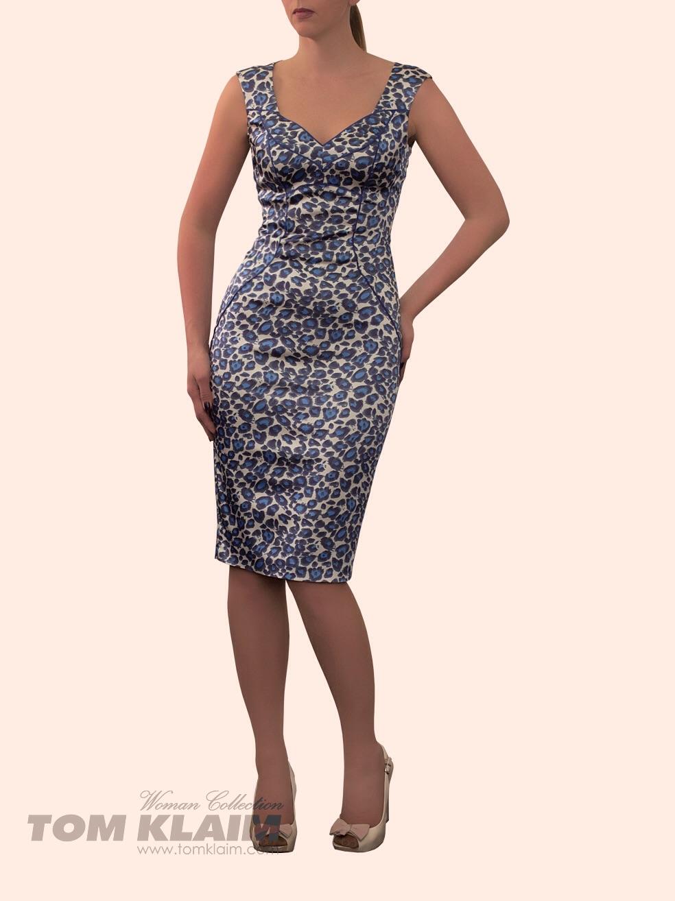 Платье Том Клайм Tom klaim