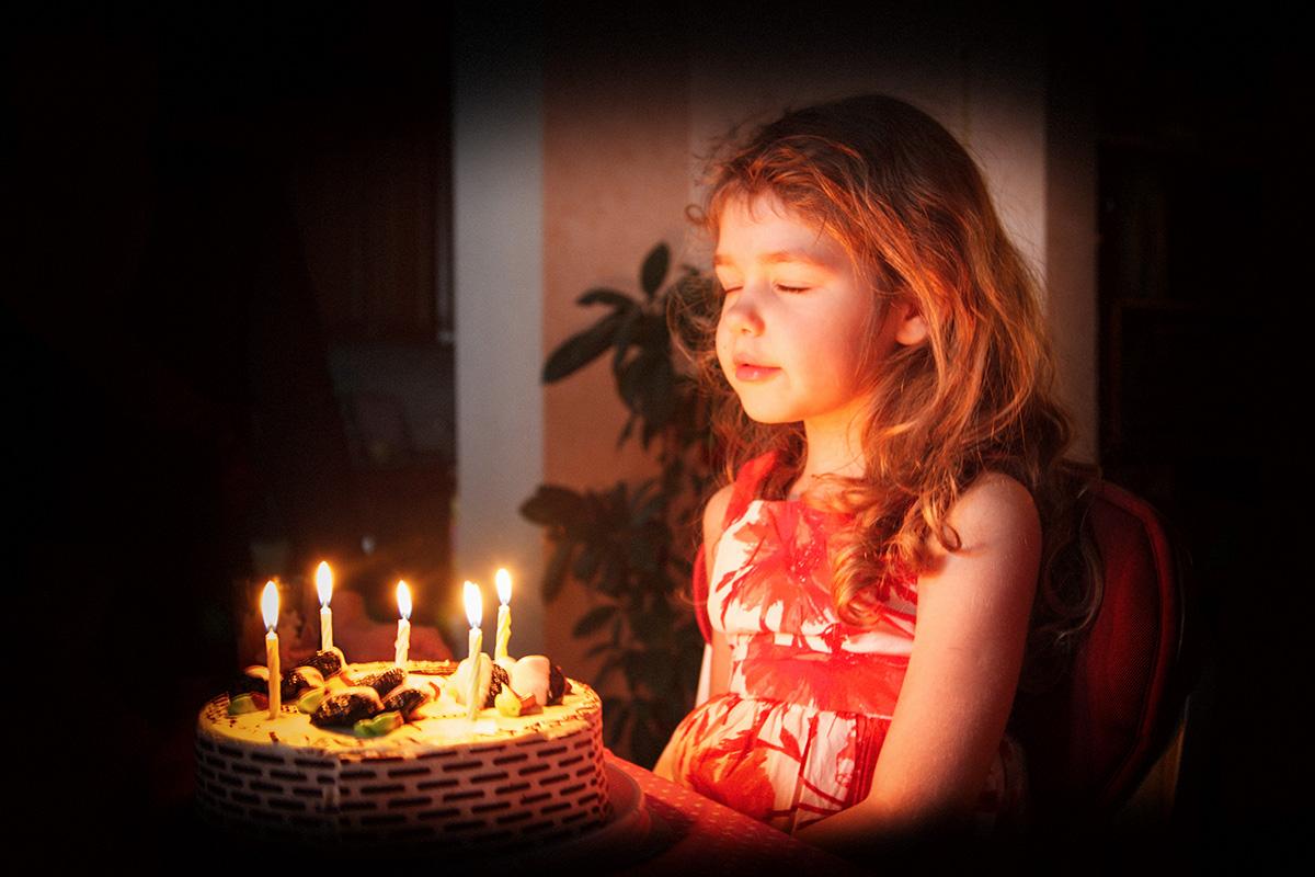 Сокровенное желание . Поздравление с Днем Рождения