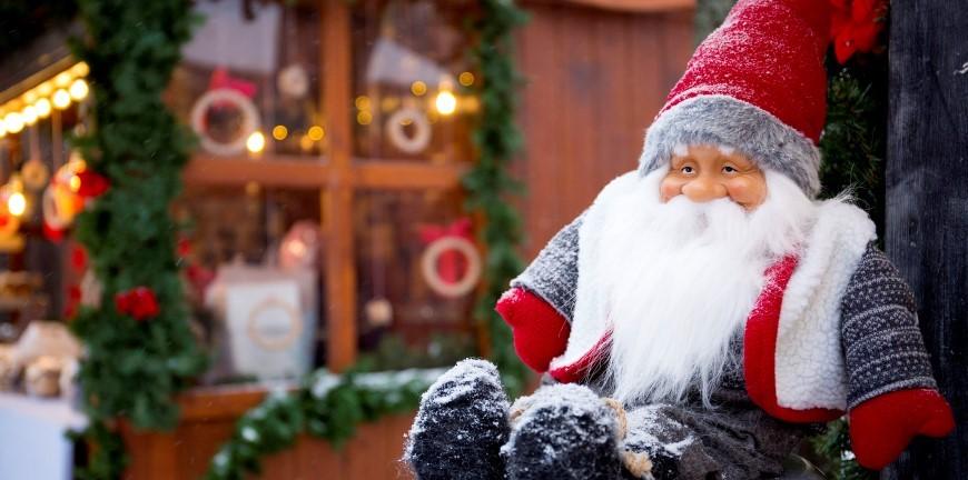Рождественские традиции Норвегии