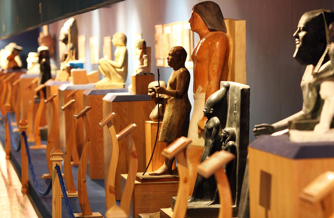 Досанкционный Египет, 2014. Блиц: музейный экспонат
