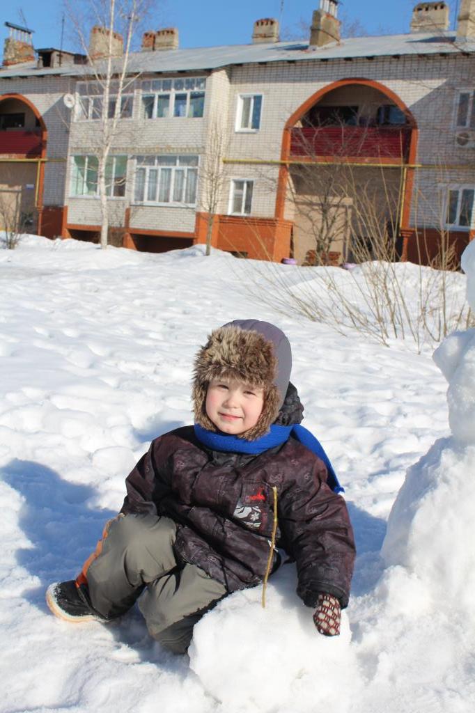Мороз и солнце, день чудесный!. Зимние забавы