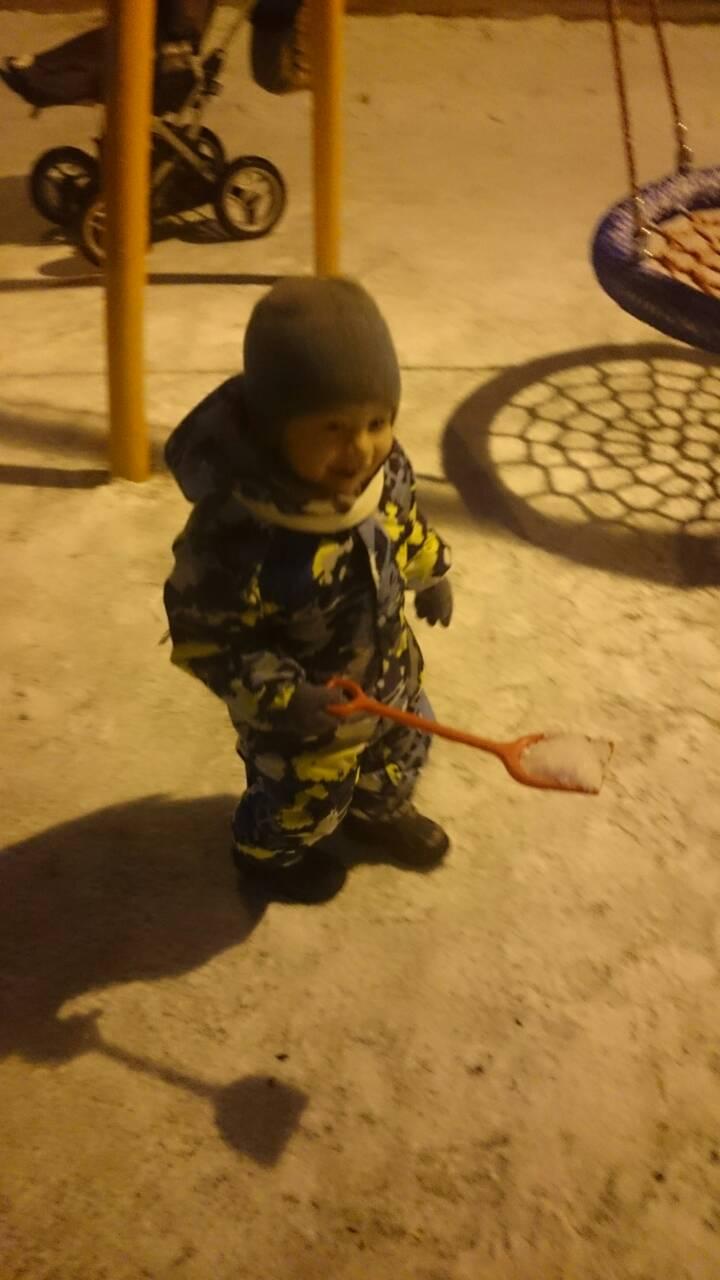 Зимние вечерние прогулки. Зимние забавы