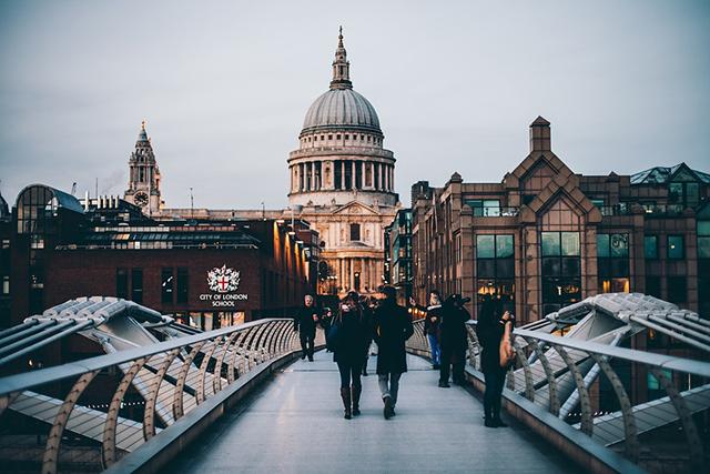 Шопинг в Лондонеа