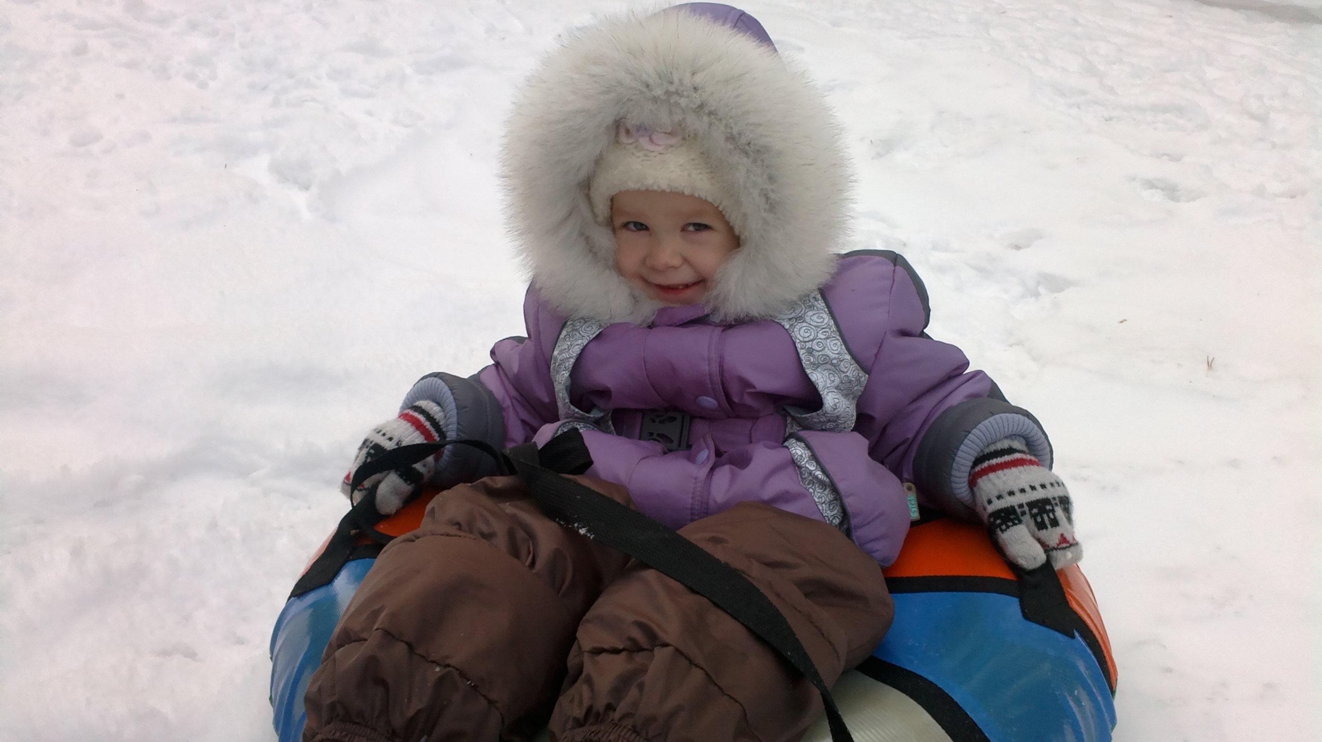 Хорошо зимой!. Зимние забавы