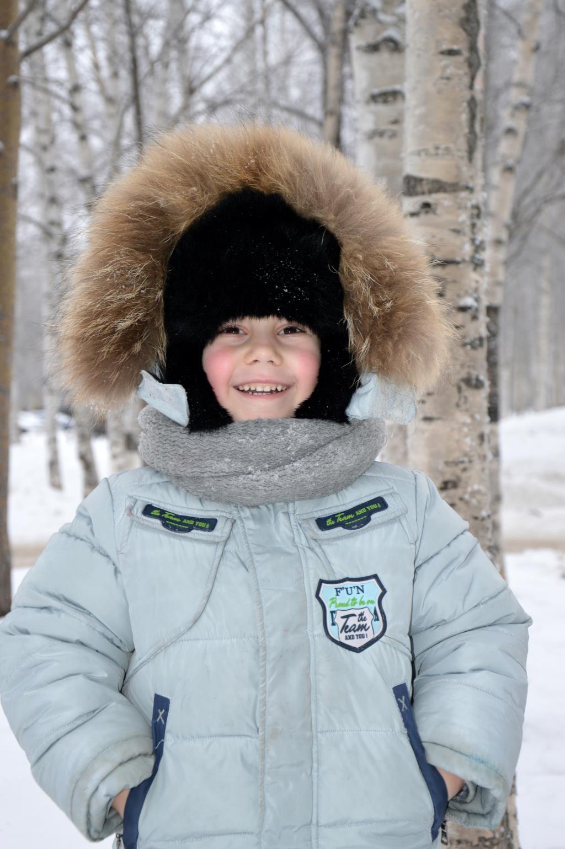 Зимняя радость. Зимние забавы