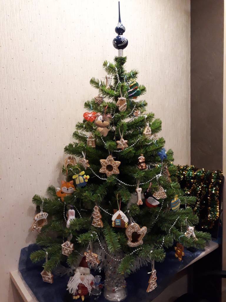 Детская елка.. Блиц: новогодняя елка