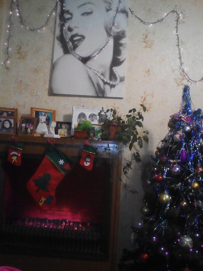 наша красавица!!!!. Блиц: новогодняя елка