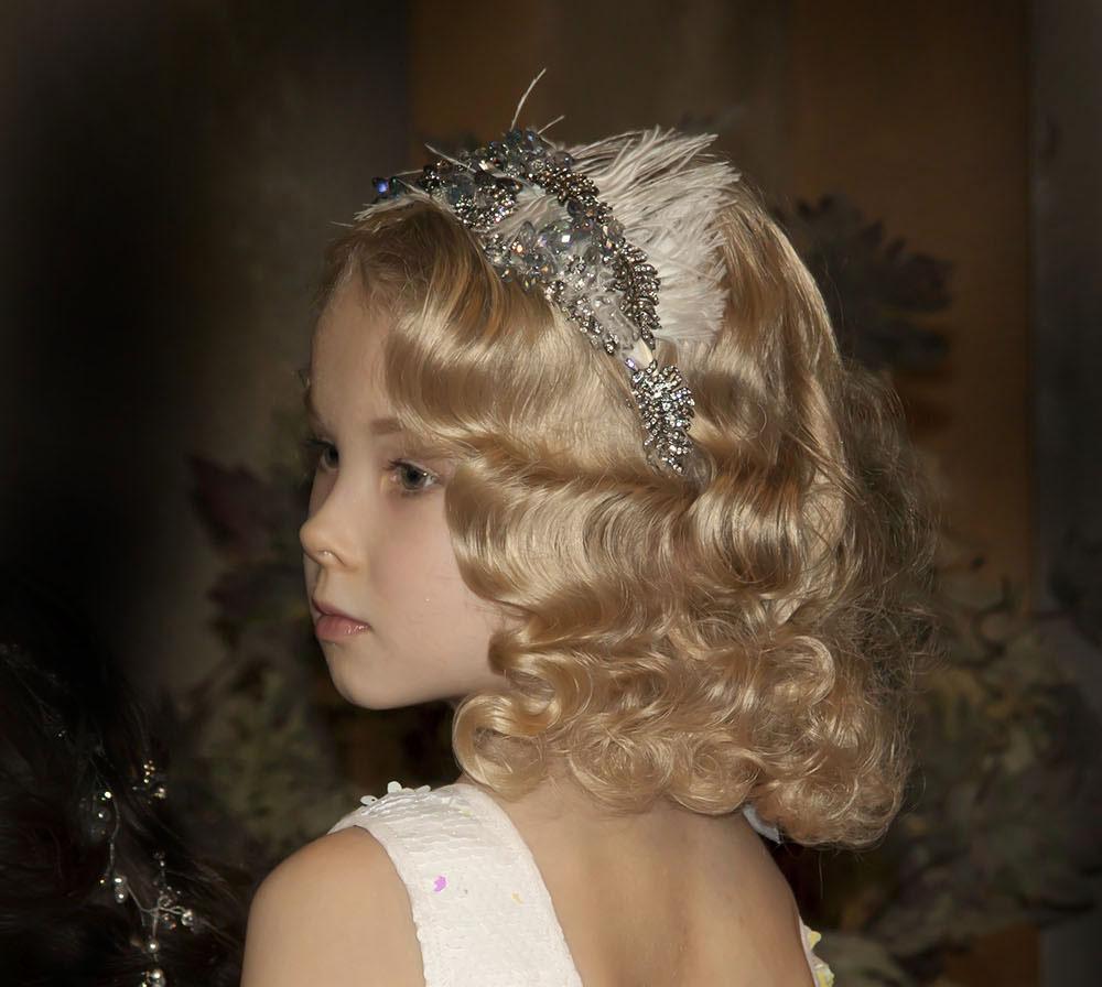 Принцесса  Алиса. Прическа под настроение
