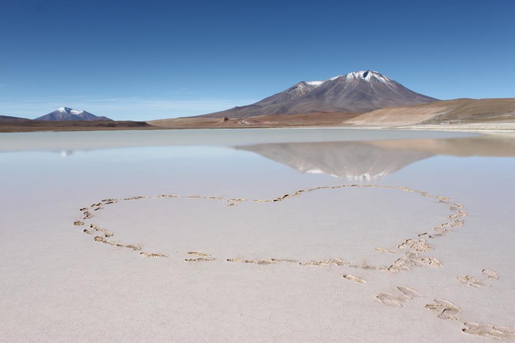 Красоты Боливии от чистого сердца!. Блиц: сердечки