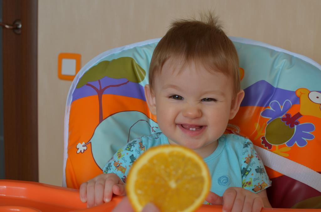 Апельсинка. Мой малыш