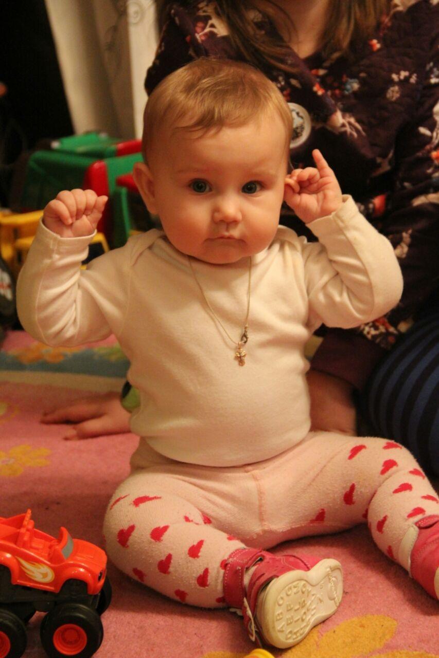 Мой малыш. Мой ангелочек Светик 6 месяцев . Мой малыш
