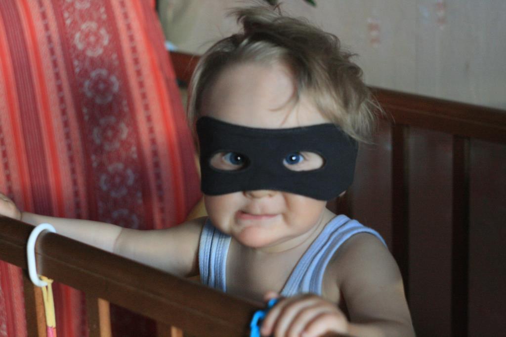 мой маленький супермен. Я и мой герой