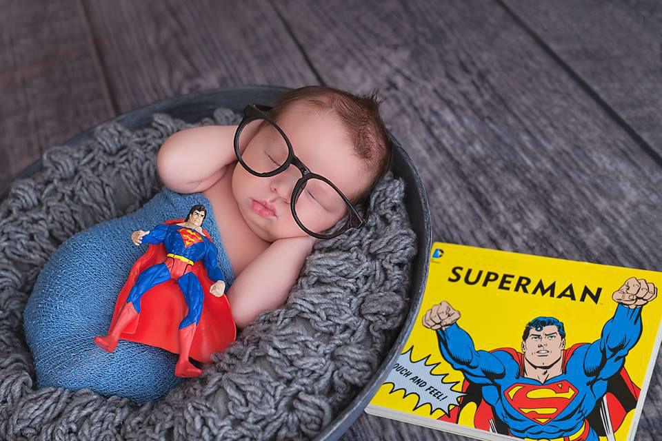 Вырасту и стану Суперменом. Я и мой герой