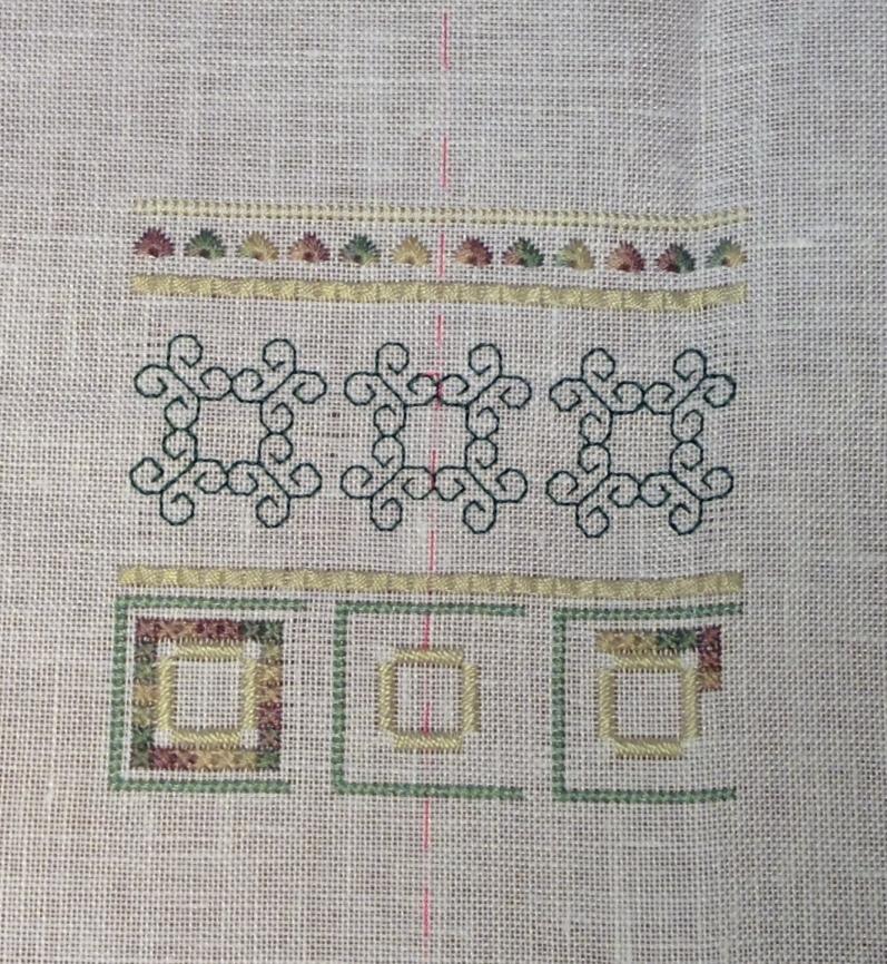 1 неделя. Loopylou Designs Flower patch