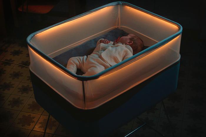 Кроватка Max Motor Dreams