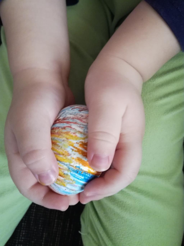 В детских руках. Блиц: Пасха