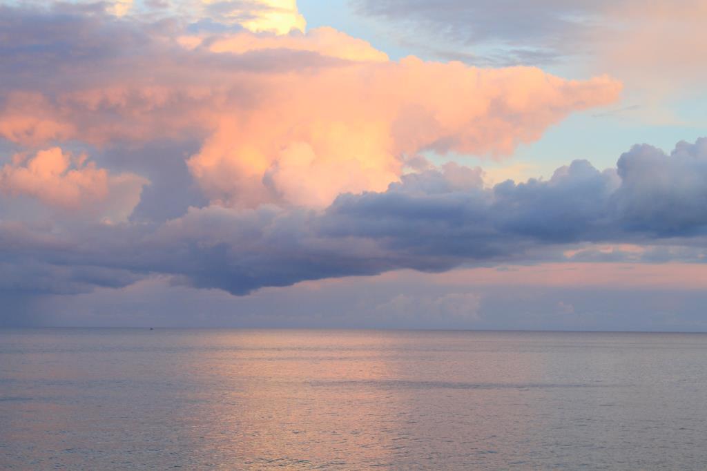 о.Родос. Блиц: облака