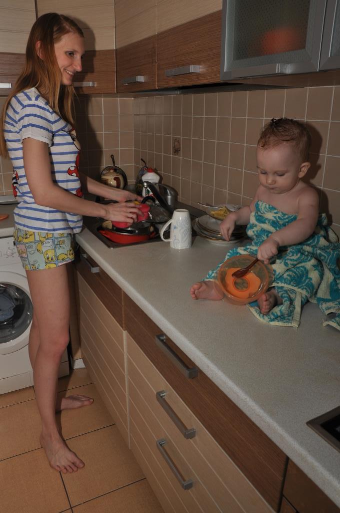 Кухонных дел мастер. Дела житейские
