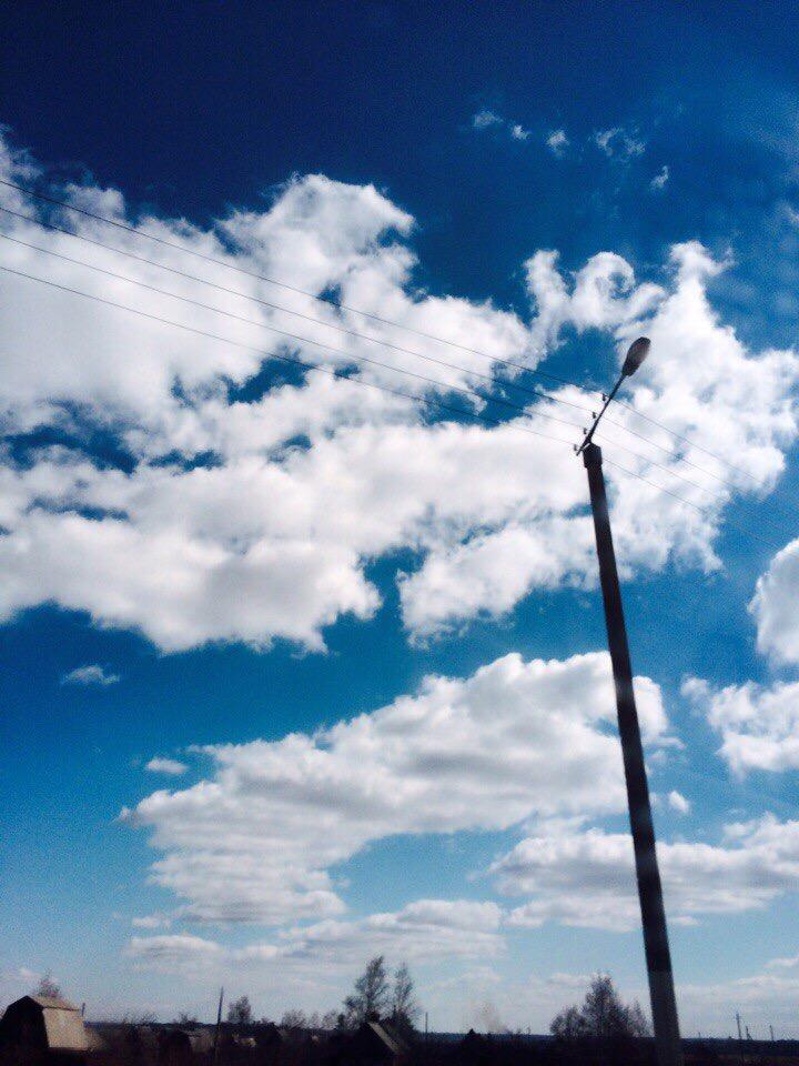 Облака. Блиц: облака