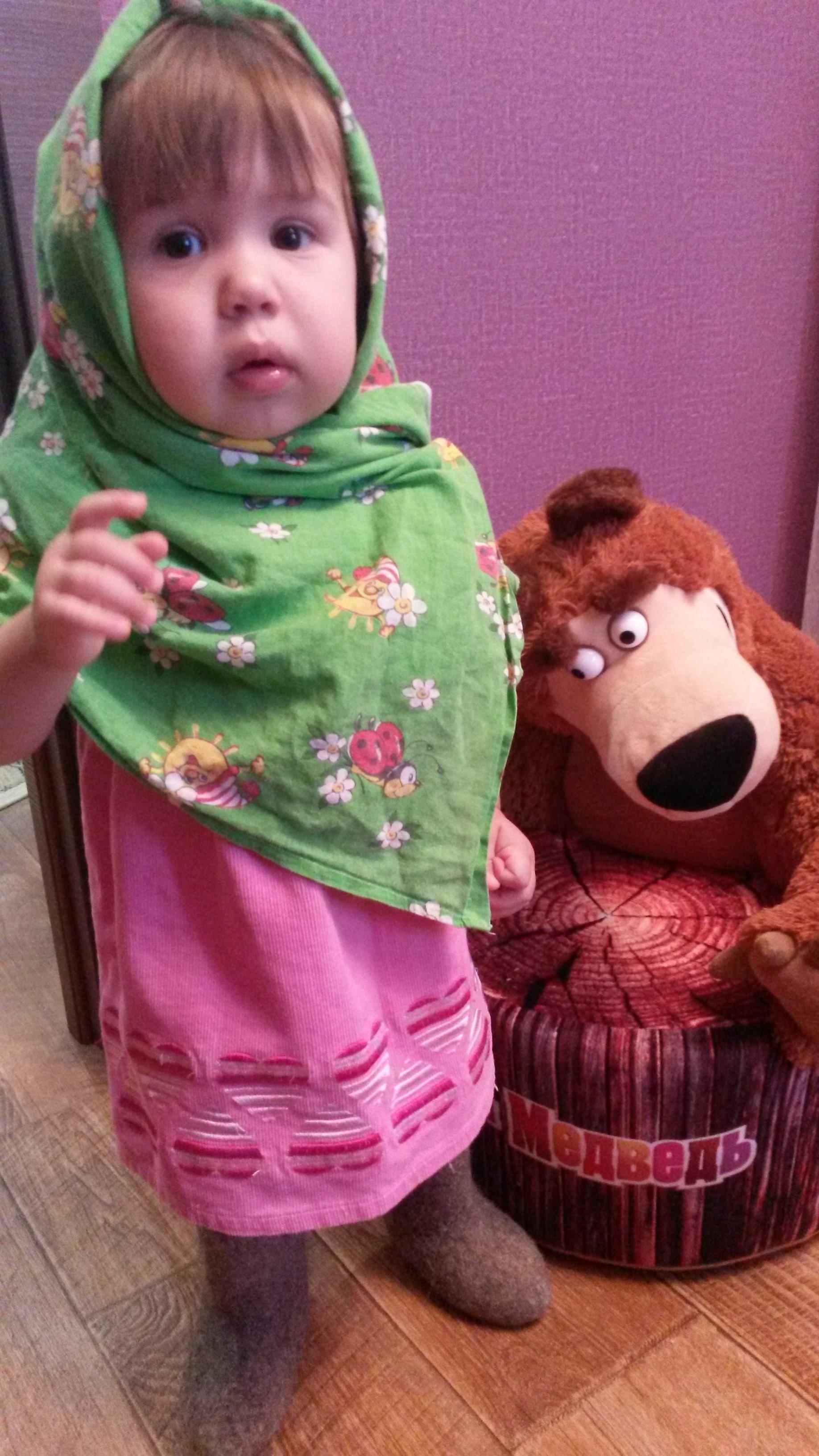 Маша и медведь. Я и мой герой