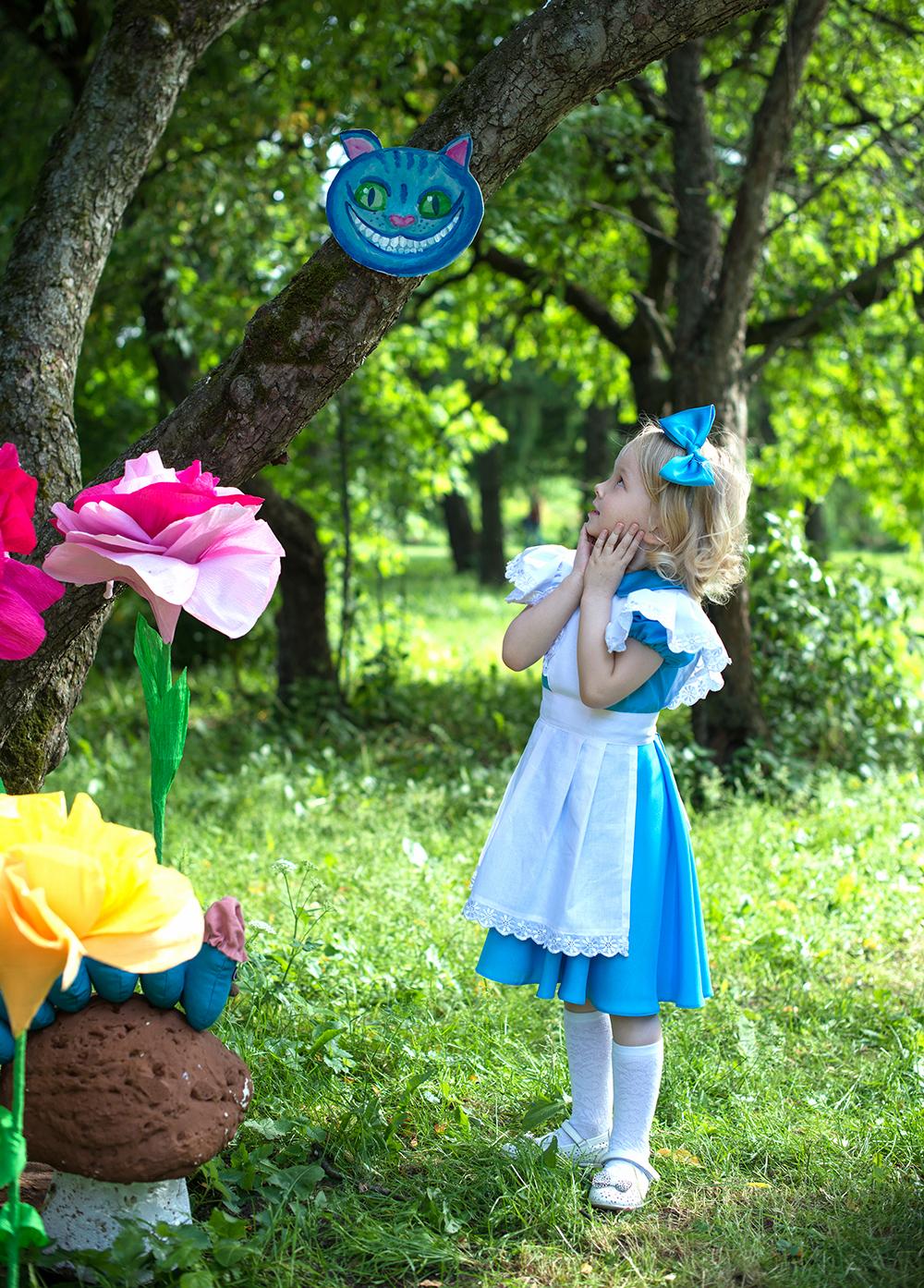 Алиса  в  стране  чудес. Я и мой герой