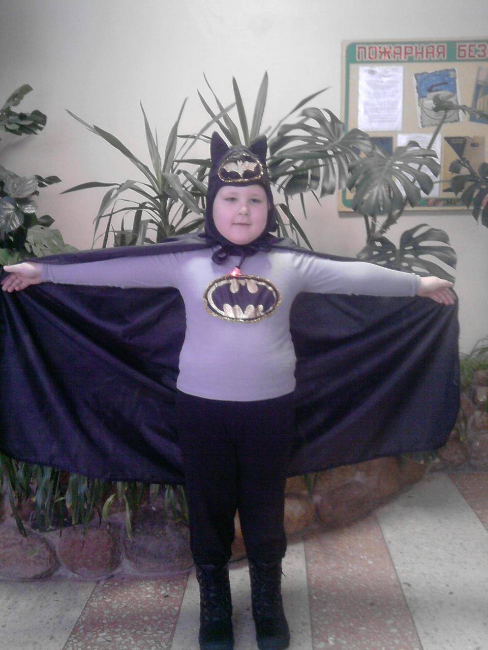 Мой любимый Бэтманёночек. Я и мой герой