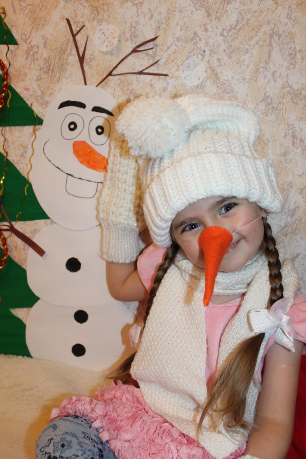 Наш любимый снеговичок Олаф. Я и мой герой
