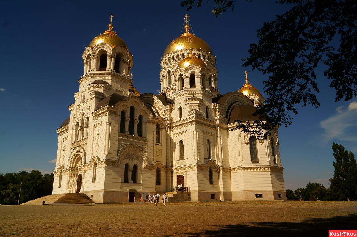 новочеркасский кафедральный войсковой собор. Блиц: купола