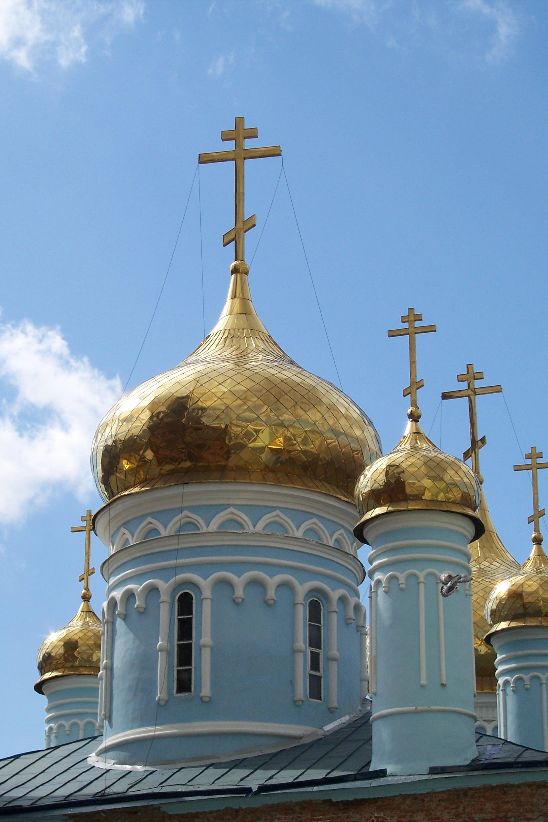 Казань. Блиц: купола