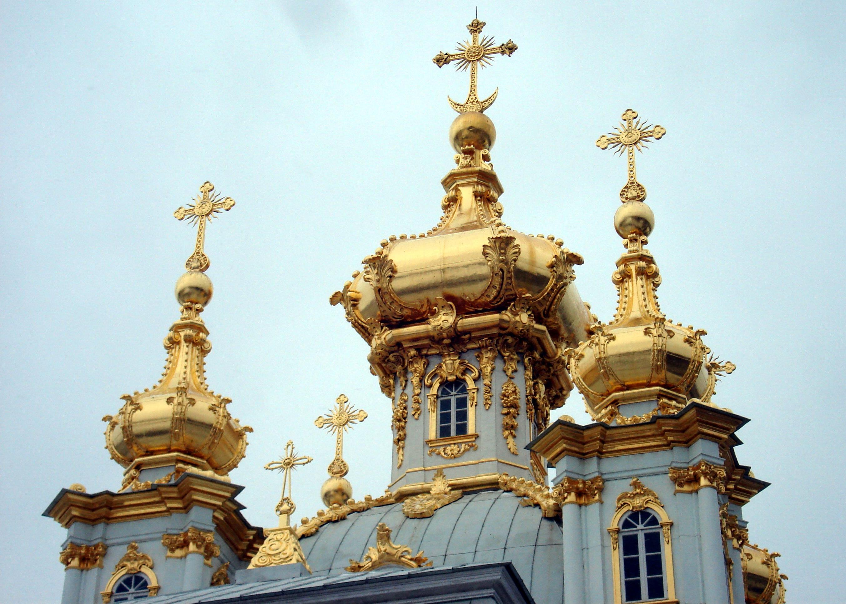 Золотые купола. Блиц: купола