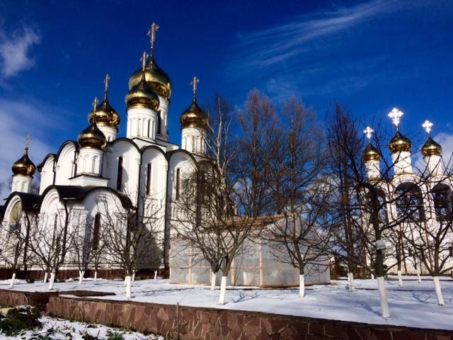 Переславль-Залесский. Блиц: купола
