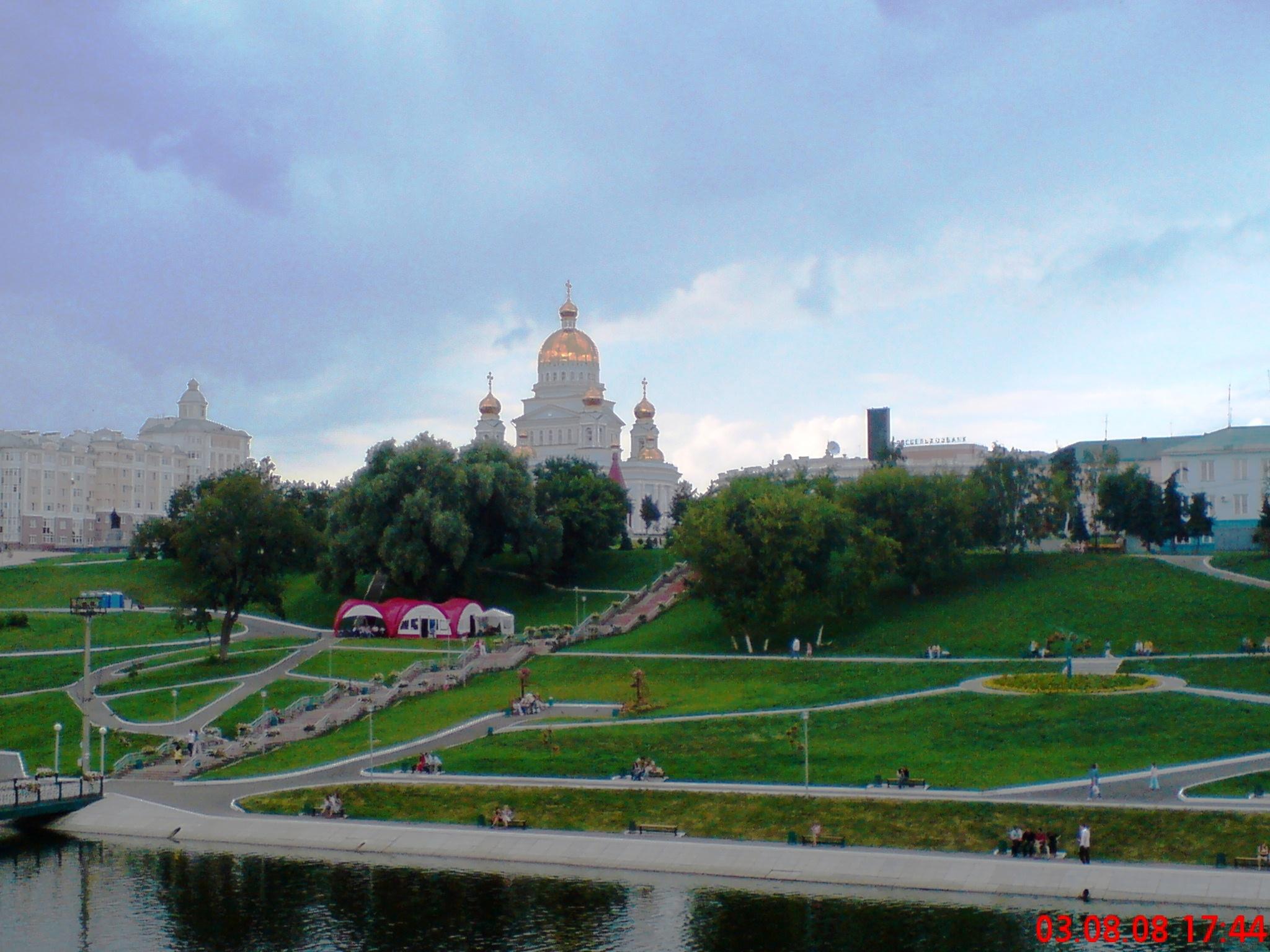 Соранск. Блиц: купола