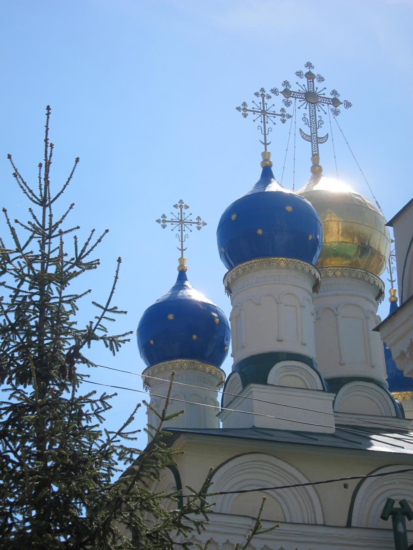 Тульский Кремль 2013. Блиц: купола