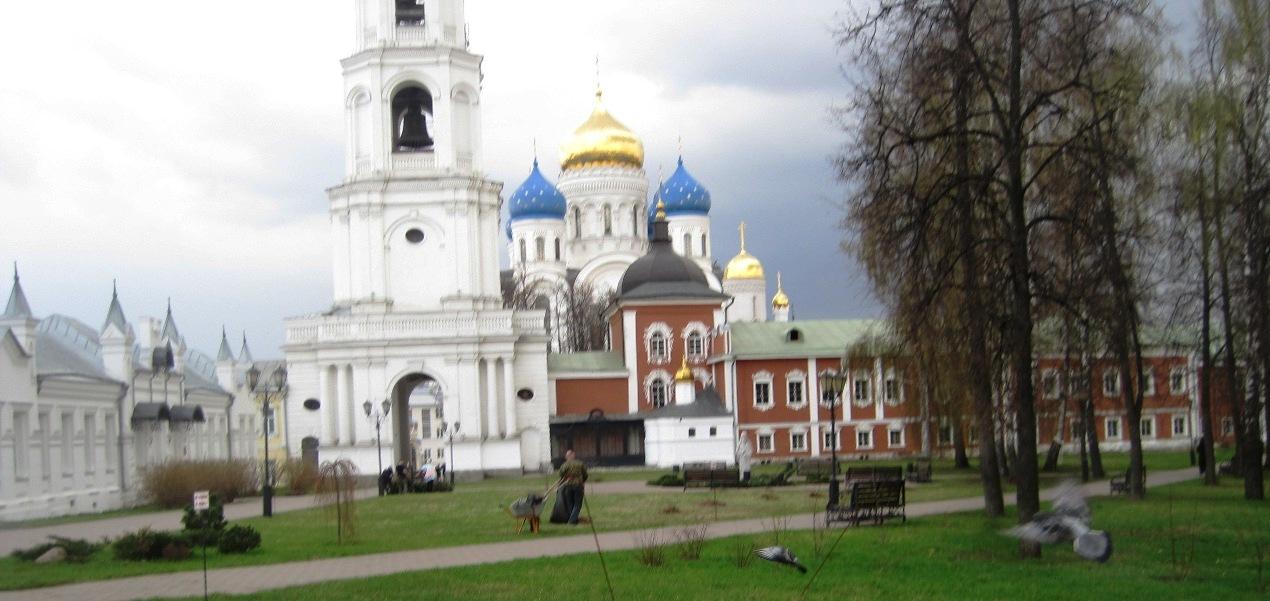 КУПОЛА  Спасо-Преображенского собора  в Угр. мон. Блиц: купола